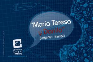 MARIA TERESA Y DANILO